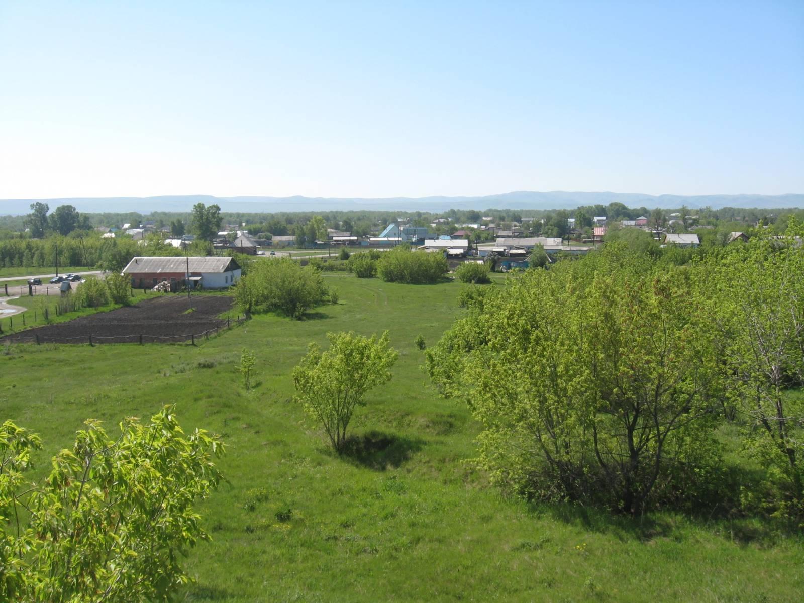 Недвижимость в алтайском крае